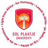 Sol Plaatje University Logo or Seal