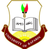 University of Raparin Logo or Seal