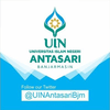 Universitas Islam Negeri Antasari Logo or Seal