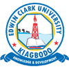 Edwin Clark University Logo or Seal