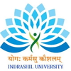 Indrashil University Logo or Seal