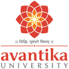 Avantika University's Official Logo/Seal
