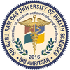 Sri Guru Ram Das University of Health Sciences's Official Logo/Seal