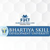 Bhartiya Skill Development University's Official Logo/Seal