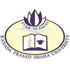 Ranada Prasad Shaha University's Official Logo/Seal