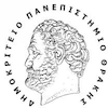 Democritus University of Thrace Logo or Seal