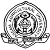 Assam Agricultural University Logo or Seal
