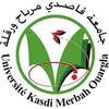 Université Kasdi Merbah de Ouargla's Official Logo/Seal