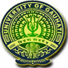 Gauhati University Logo or Seal