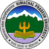 Himachal Pradesh University Logo or Seal