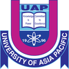 The University of Asia Pacific Logo or Seal