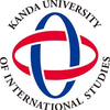 Kanda University of International Studies Logo or Seal