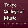 Tokyo College of Music Logo or Seal