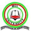 Moi University's Official Logo/Seal
