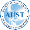 American University of Science and Technology's Official Logo/Seal