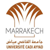 Université Cadi Ayyad Logo or Seal