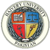 Hajvery University Logo or Seal