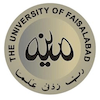 The University of Faisalabad's Official Logo/Seal