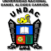 Universidad Nacional Daniel Alcides Carrion Logo or Seal