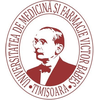 Universitatea de Medicina si Farmacie Victor Babes din Timisoara Logo or Seal