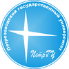 Petrozavodsk State University's Official Logo/Seal