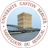 Université Gaston Berger Logo or Seal