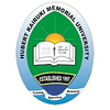 Hubert Kairuki Memorial University's Official Logo/Seal
