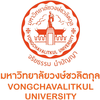 Vongchavalitkul University Logo or Seal
