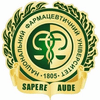 National University of Pharmacy Logo or Seal