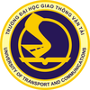University of Transport and Communications Logo or Seal