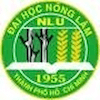 Ho Chi Minh City University of Agriculture and Forestry's Official Logo/Seal