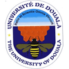 Université de Douala Logo or Seal