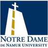 Notre Dame de Namur University Logo or Seal