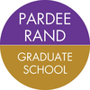 Pardee RAND Graduate School's Official Logo/Seal