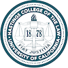 University of California, Hastings College of the Law Logo or Seal