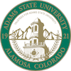 Adams State University's Official Logo/Seal