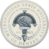 Metropolitan State University of Denver's Official Logo/Seal