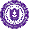 Middle Georgia State University Logo or Seal