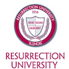 Resurrection University's Official Logo/Seal