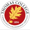 Thomas College Logo or Seal