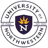 University of Northwestern - St. Paul's Official Logo/Seal