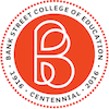 Bank Street College of Education's Official Logo/Seal