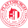 State University of New York College at Plattsburgh's Official Logo/Seal