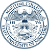 SUNY Maritime College's Official Logo/Seal