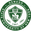 State University of New York at Oswego Logo or Seal