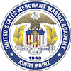 United States Merchant Marine Academy's Official Logo/Seal