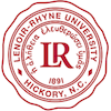 Lenoir-Rhyne University's Official Logo/Seal