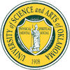 University of Science and Arts of Oklahoma Logo or Seal