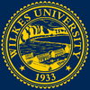 Wilkes University Logo or Seal