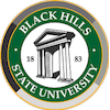 Black Hills State University's Official Logo/Seal